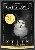 Cat's Love Huhn pur