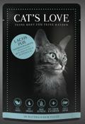 Cat's Love Lachs pur