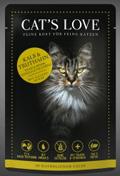 Cat's Love Kalb und Truthahn