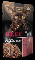 Leonardo Beef + extra pulled Beef