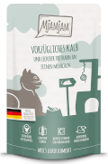 MjAMjAM - Quetschie vorzügliches Kalb & Truthahn an leckeren Möhrchen