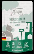 MjAMjAM - Quetschie deliziöses Rentier mit Hühnchen an leckeren Möhrchen