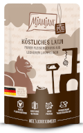 MjAMjAM - Purer Fleischgenuss - köstliches Lamm pur