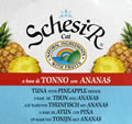 Schesir Fruit Thunfisch mit Ananas