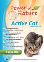 Active Cat - Farm Mix (Huhn, Lamm und Lachs)