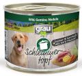 Grau Schlemmertopf Wild, Gemüse, Nudeln