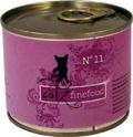 Catz finefood No. 11 - Lamm und Kaninchen