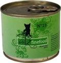 Catz finefood No. 23 - Rind und Ente