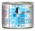 catz finefood Bio Winter-Menü - Bio-Gans