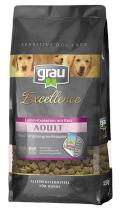 Grau Excellence ADULT Lamm-Kroketten mit Reis